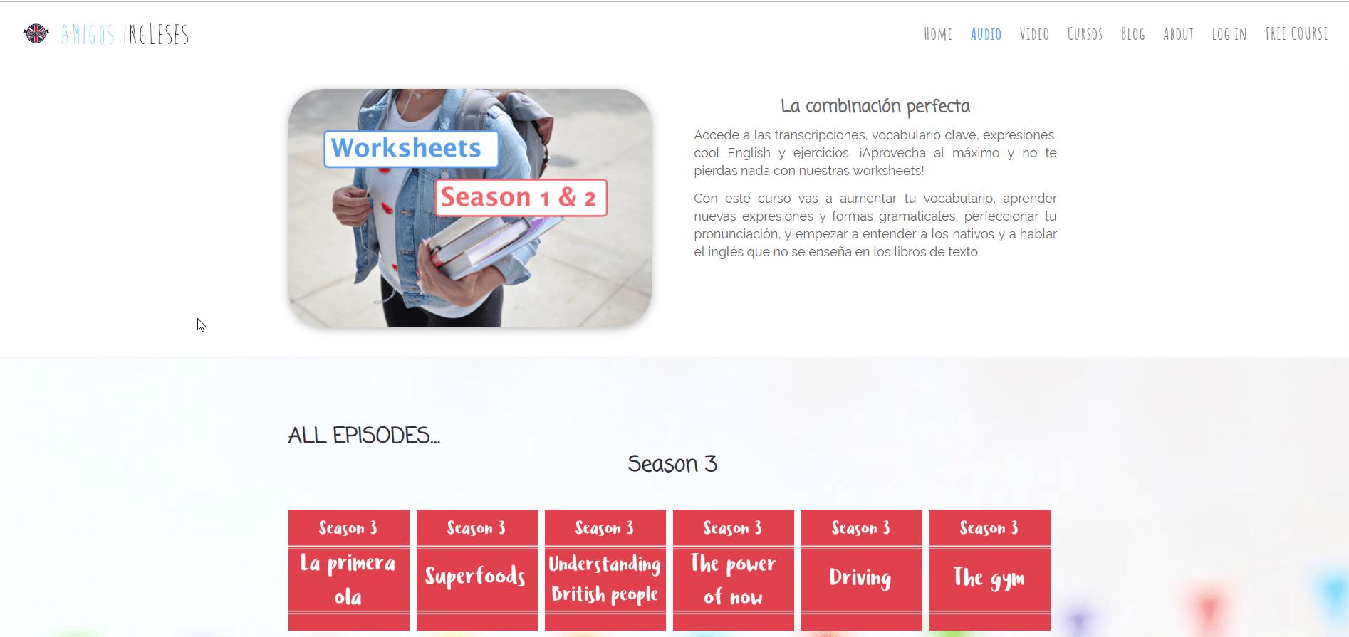 เว็บไซต์ฝึกภาษาอังกฤษ